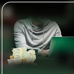 Poker argent réel